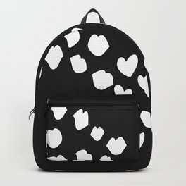 Hearts and KisseS Backpack