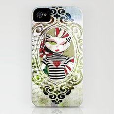 La charmante Slim Case iPhone (4, 4s)