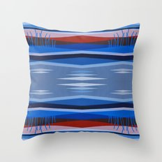 Highwayscape3 Throw Pillow