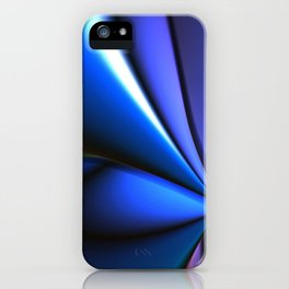 Pretty Smooth (Cool Tones) iPhone Case
