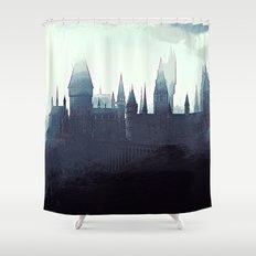 Harry Potter - Hogwarts Shower Curtain