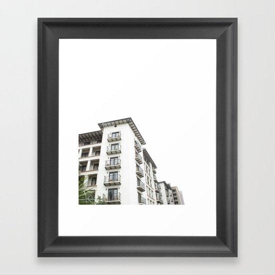 The Omni Framed Art Print
