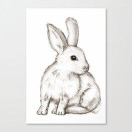 Bonnie Bunny Canvas Print