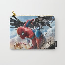 spider man homecoming Carry-All Pouch