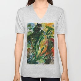 My Palette Two Unisex V-Neck