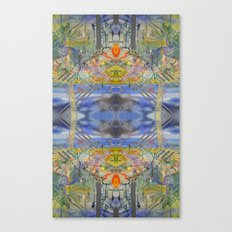 HYPER DIMENSION Canvas Print