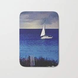 Huron Sails Bath Mat