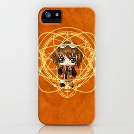 Chibi Rita Mordio iPhone Case
