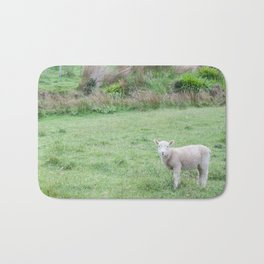 'Sup - Lamb in New Zealand Bath Mat