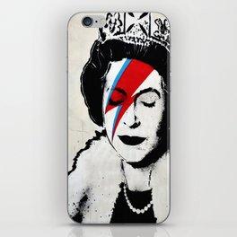 Banksy, Queen iPhone Skin