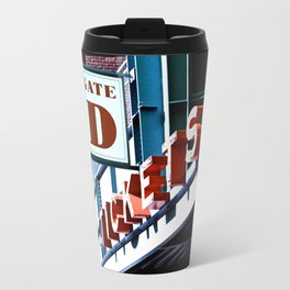Fenway Gate D Tickets Travel Mug