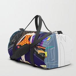 Night Walk Duffle Bag