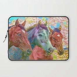 Fairy Horses Laptop Sleeve