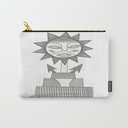 God of Sun Carry-All Pouch