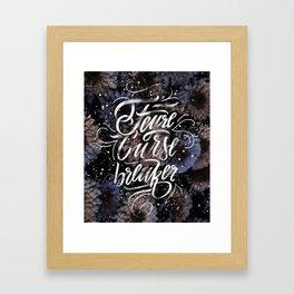Feyre Cursebreaker Framed Art Print