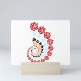 RWBY Spiral Mini Art Print