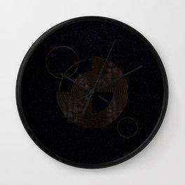 Divine Hymn Wall Clock