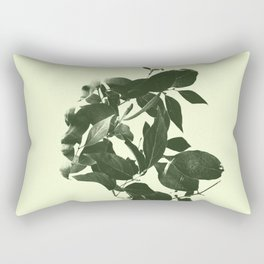 Maria Bloom Rectangular Pillow