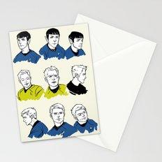 the holy trinity Stationery Cards