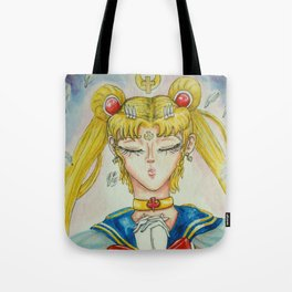 Holy Sailor Moon Tote Bag