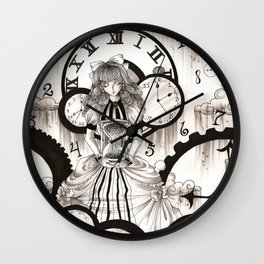 As Time Transcends Wall Clock