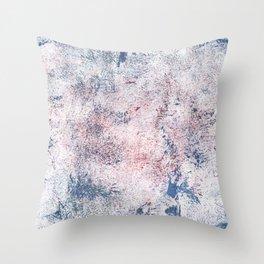 Colored concrete Throw Pillow
