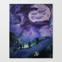 Psychic Dreams Canvas Print