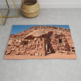 Cliff_Dwellers Stone_House - I Rug