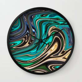 Gorgeous Marble Style - Paradise Wall Clock