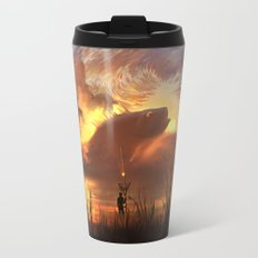 a world ruled by nature Travel Mug
