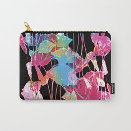 festive abstract bouquet with light Carry-All Pouch