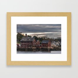 Gloucester Paint Factory Framed Art Print