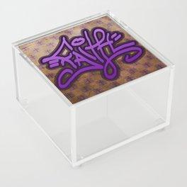 Faith (Graffiti) Acrylic Box