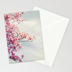 Spring Blossoms. Stationery Cards