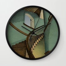 Ascending Wall Clock