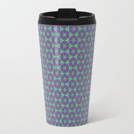Lavender Pinwheels Travel Mug