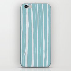 Vertical Living Salt Water iPhone Skin