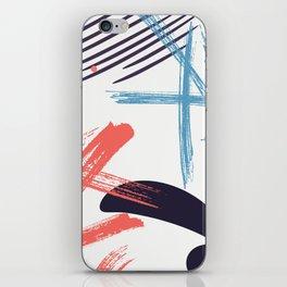 Japanese decor iPhone Skin