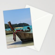 Thailand Boat Stationery Cards