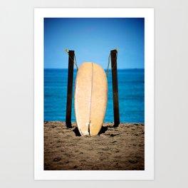 Surf in Color Art Print