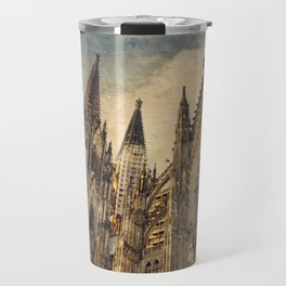 Cologne Cathedral Travel Mug