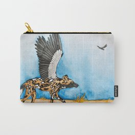 African Simurgh Carry-All Pouch