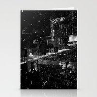 manhattan Stationery Cards featuring Manhattan by Anne Dante