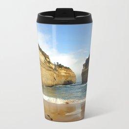 Gigantic Cliffs of the Ocean Travel Mug