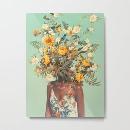 You Loved me a Thousand Summers ago Metal Print