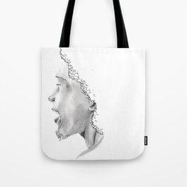 Young Marley Tote Bag