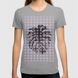 Monstera Dots T-shirt
