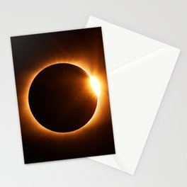 The Eclipse (Color) Stationery Cards