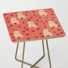 Year of the Pig Side Table