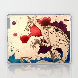 Oliver in Watercolor Laptop & iPad Skin